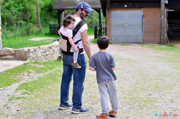 Camping para familias La Vall de Camprodon-Familias Activas-60