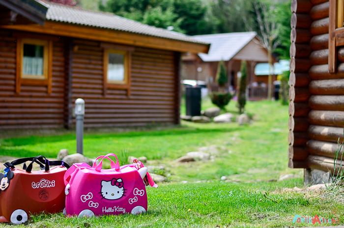 Camping para familias La Vall de Camprodon-Familias Activas