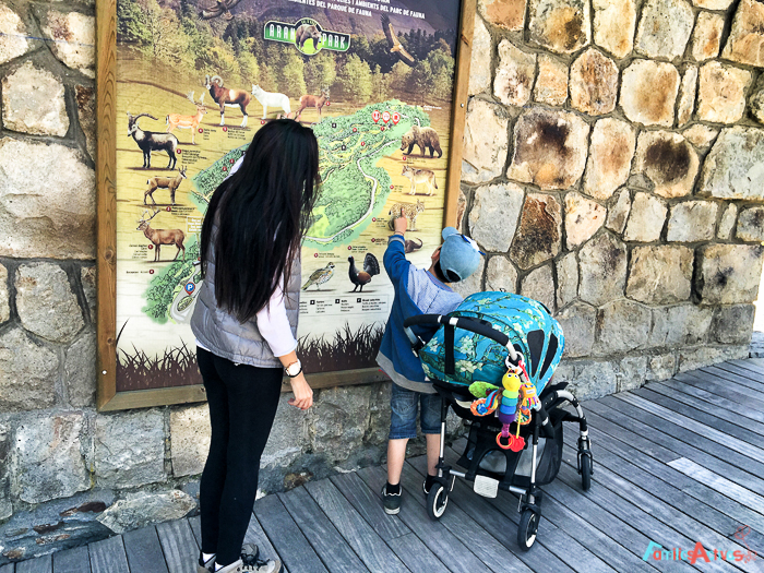 Destino-turismo-familiar-val-daran-Aran-Park-Familias-activas-6