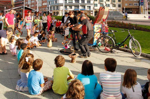 Visitar Gijón en familia #locosporGijón