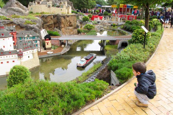 Vacaciones en familia en Dinamarca. Visita a Legoland