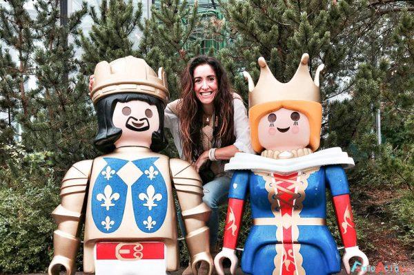 Visitamos el Playmobil Fun Park en Alemania