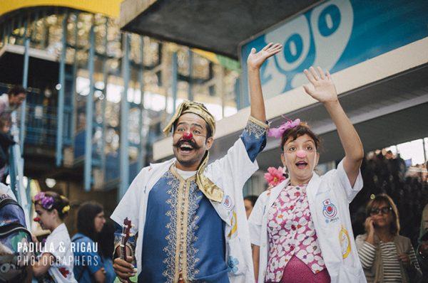 Pallapupas te invita este fin de semana a su fiesta solidaria 'Un día de Nassos'