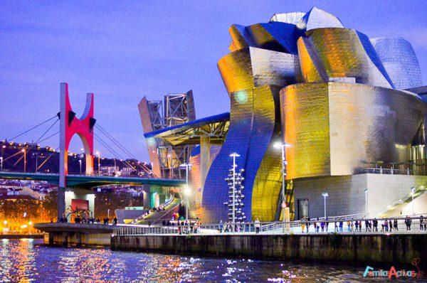 Nuestra experiencia en el hotel Holiday Inn de Bilbao, viajar con niños