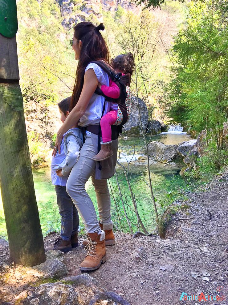 Excursión Río Brugent Capafonts Muntanyes de Prades Destino turismo familiar-2