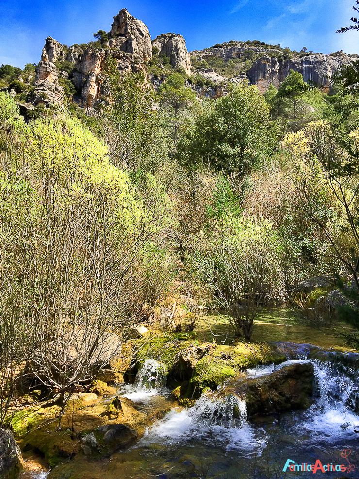 Excursión Río Brugent Capafonts Muntanyes de Prades Destino turismo familiar-5