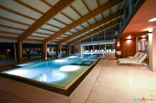 Fin de semana con niños en el Hotel Guitart Termes La Collada Wellness & SPA 4*