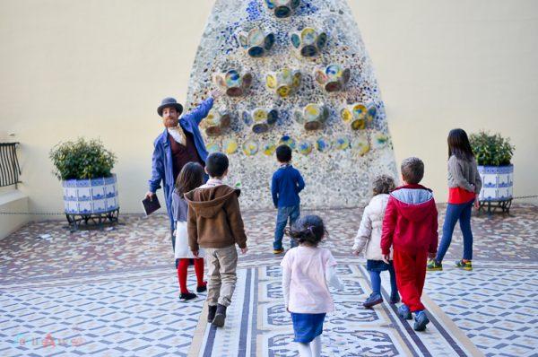 De la mano de Antoni Gaudí, descubrimos la Casa Batlló en Barcelona