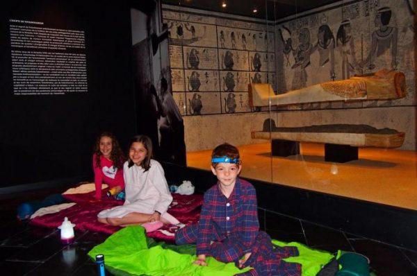 Descubre Egipto en una noche, gracias al Museo Egipcio de Barcelona