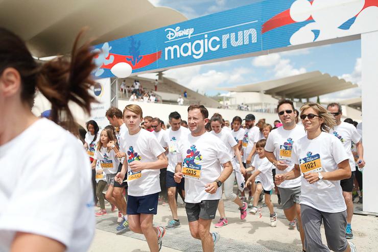 Disney Magic Run - Madrid