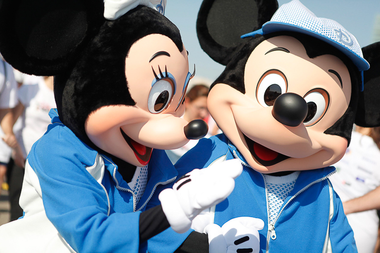 Disney Magic Run - Barcelona