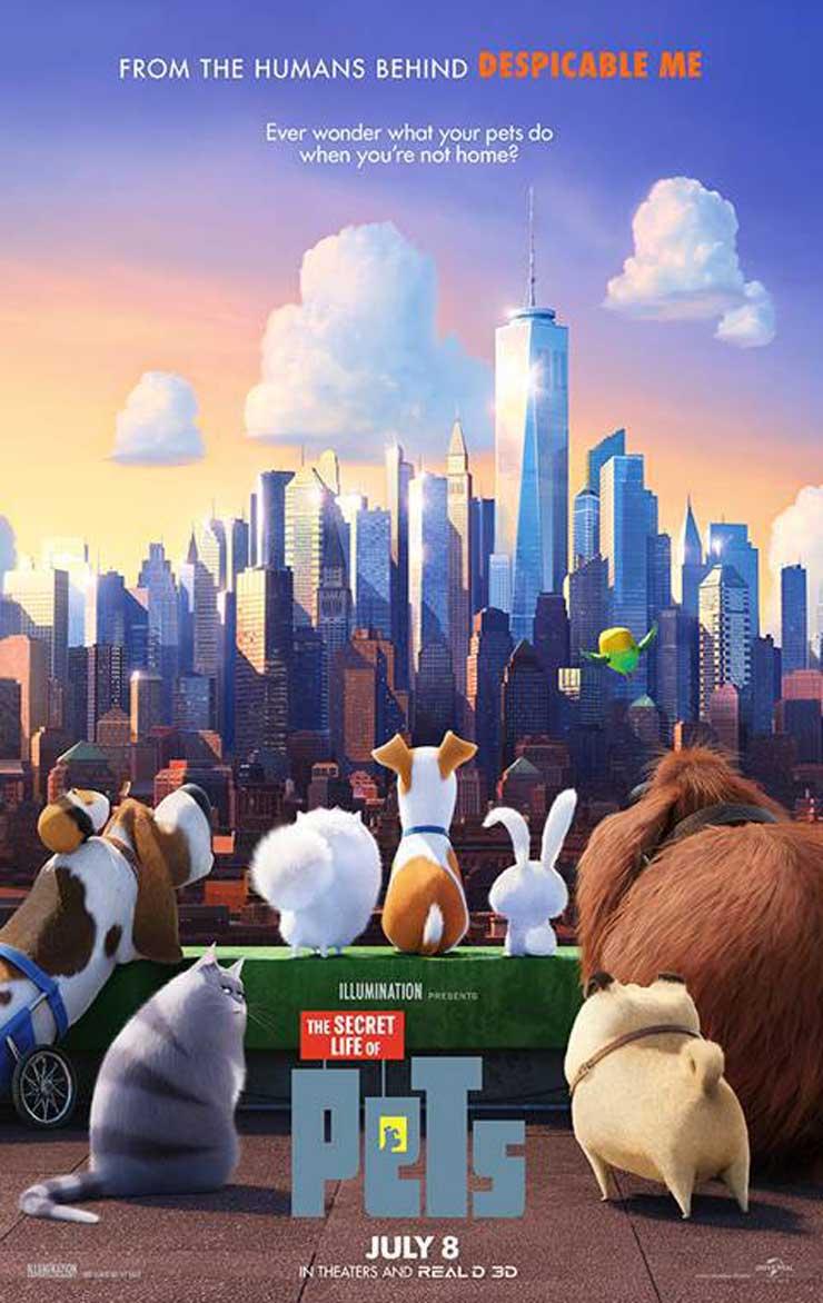 Cartelera para ir al cine con niños este mes de septiembre