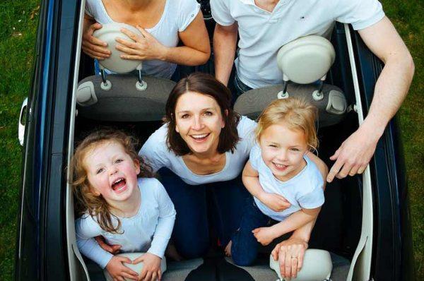 Cómo evitar las rabietas en el coche cuando vamos de viaje