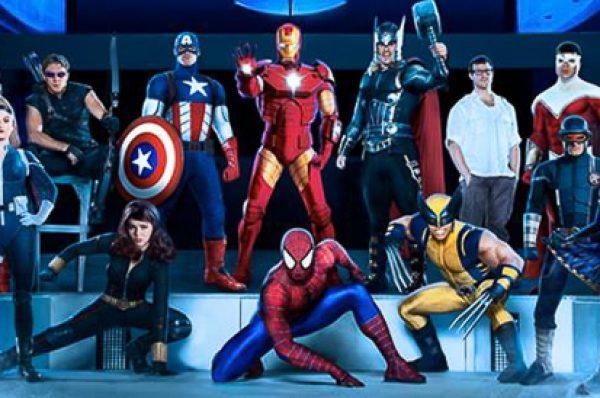 Sorteo de entradas para Marvel Universe LIVE! Súper Héroes en Acción