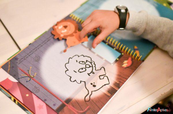"""""""Aprende a dibujar con plantillas"""" de Círculo Imaginarium"""