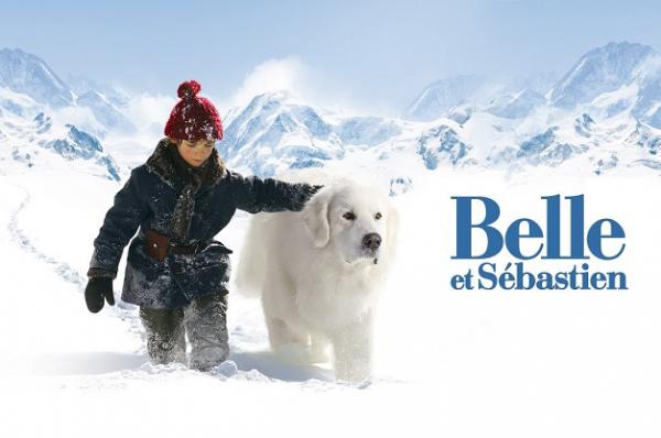 Belle y Sebastián. Una película para descubrir en familia