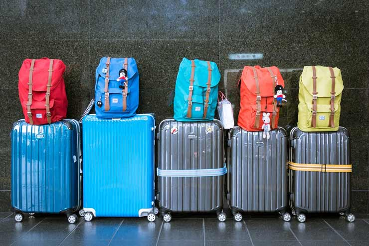 Consejos para hacer la maleta y no olvidar nada