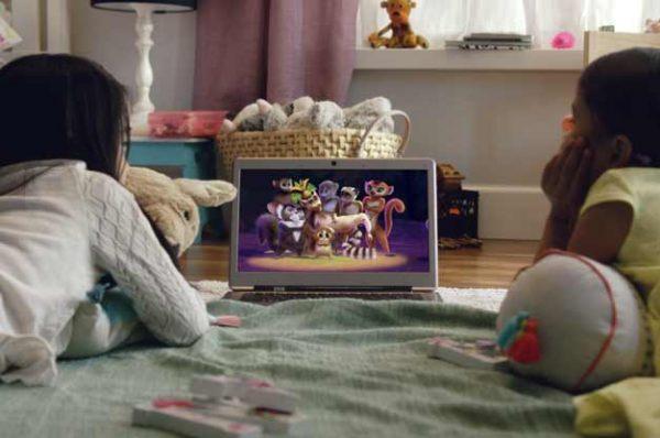 Novedades del Catálogo Infantil de Netflix