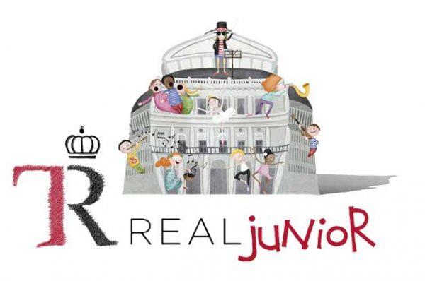 Teatro Infantil: El Real Junior ¡Bienvenidos a la Ópera!