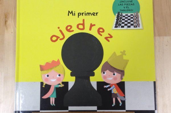 Leer y jugar en familia: Mi primer ajedrez