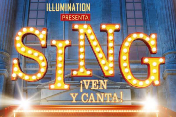 """""""¡Canta!"""", la nueva película animada de esta Navidad"""