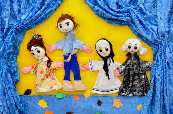 Cómo montar una obra de teatro con niños