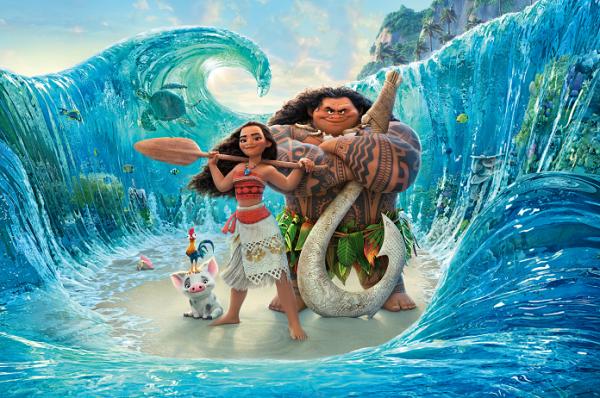 Vaiana, la nueva gran aventura de Disney