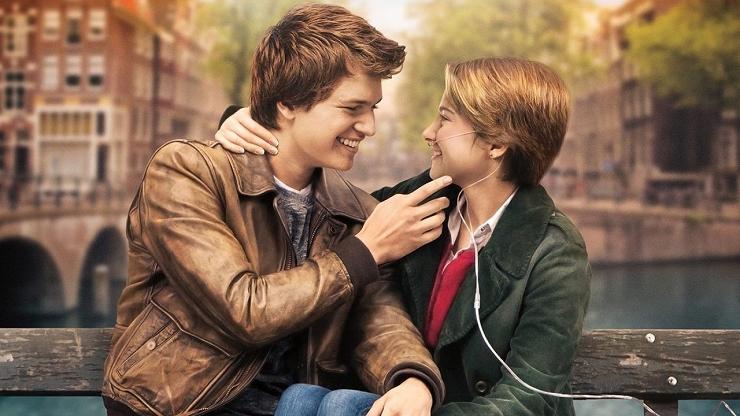 """Una película vitalista sobre el amor adolescente-""""Bajo la misma estrella"""" (2014)"""
