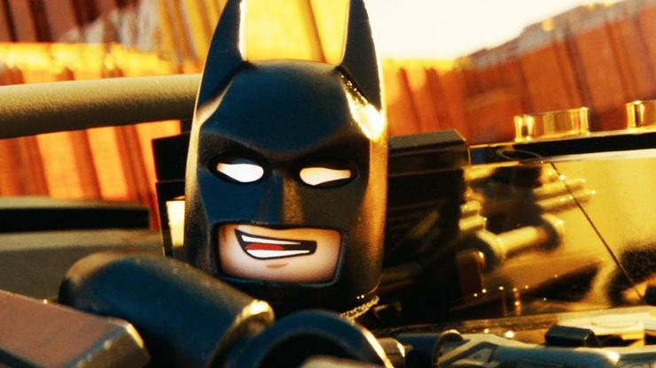 La aparición de Batman en La Lego Película se convirtió en todo un éxito