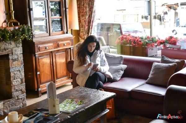 Andorra con niños, hotel Ski Plaza de Canillo