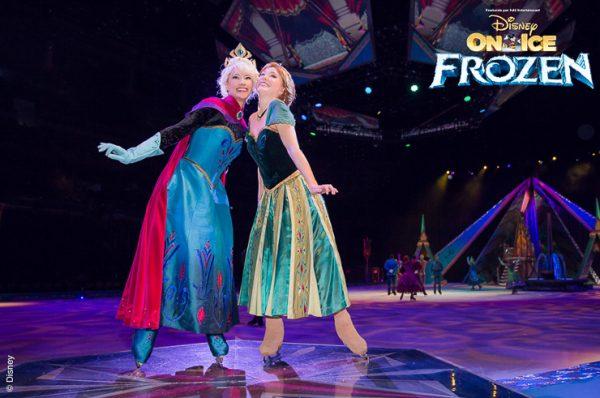 Sorteo de entradas para Disney On Ice-Frozen en Barcelona