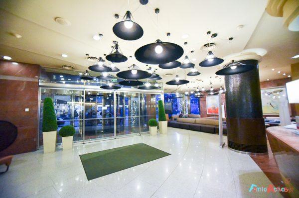 Hotel Holiday Inn Andorra, el más familiar del Principado