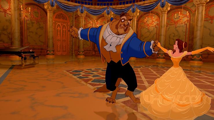 """""""La Bella y la Bestia"""" es el gran canto de cisne del género de animación"""