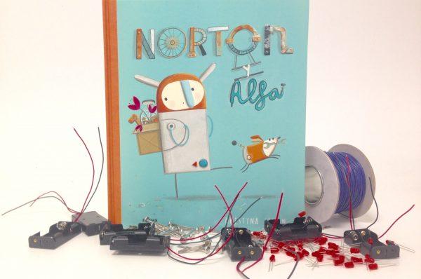 Leer en familia: Norton y Alfa