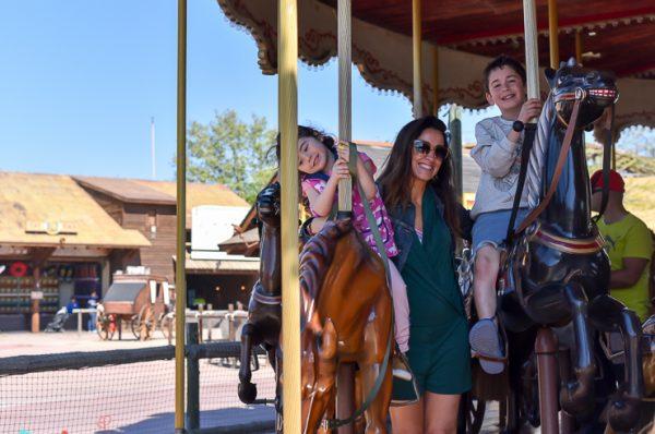 Viajar en familia por la Costa Daurada, ruta por Salou y Portaventura