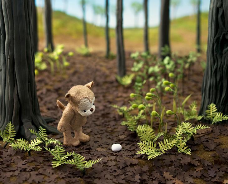 Rebecca Dudley nos introduce en todo un mundo en miniatura.