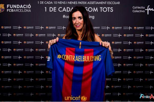 Todos #contraelbulling. Simposio del Colectivo Fu y la Fundación FC Barcelona