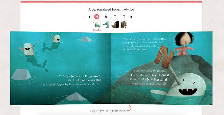 A través de unos sencillos pasos, podemos ir creando nuestro propio libro.