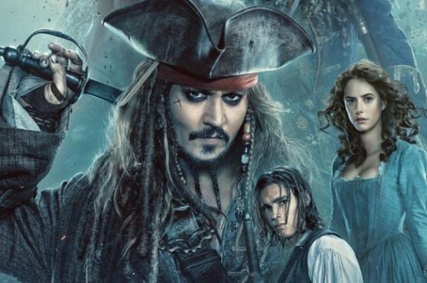 Regresan los Piratas del Caribe