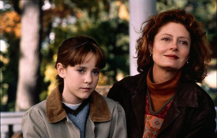 """Susan Sarandon en """"Quédate a mi lado"""" realiza una conmovedora interpretación."""
