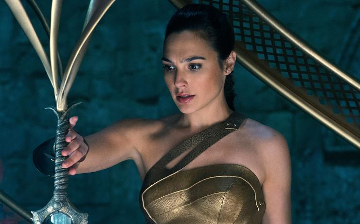 Gal Gadot como Wonder Woman ha logrado alcanzar el nº 1 en la taquilla internacional.