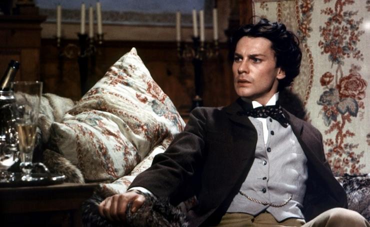 """""""Ludwig"""" de Luchino Visconti es una preciosista versión de la vida del """"Rey Loco""""."""