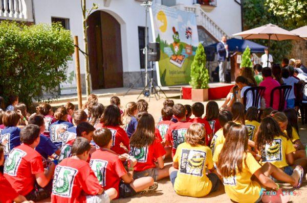 Campamentos de inglés English Summer SA en agosto y septiembre