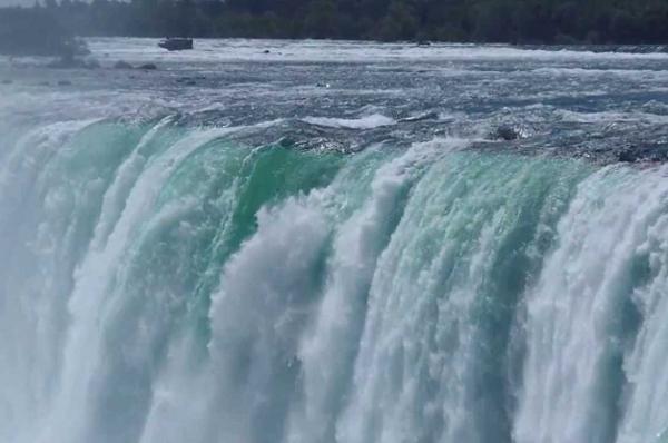 El espectáculo natural de las Cataratas del Niágara