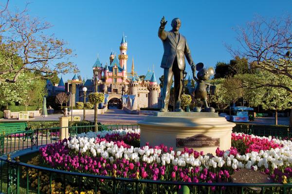 Vive toda la magia en Disneyland Anaheim