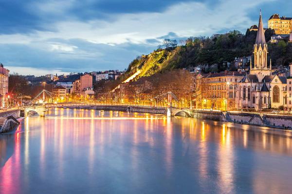 Lyon, la capital del cine en Francia
