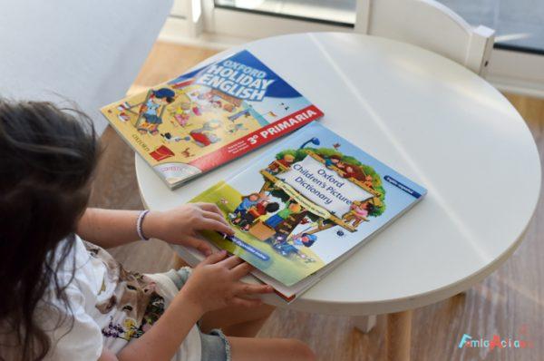 Oxford Holiday English, libros originales y educativos en inglés para este verano
