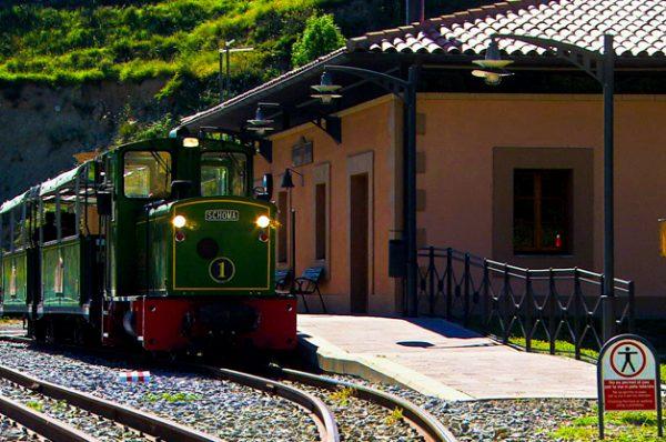 Nos vamos de excursión con el Tren del Ciment ¿Quién se apunta?