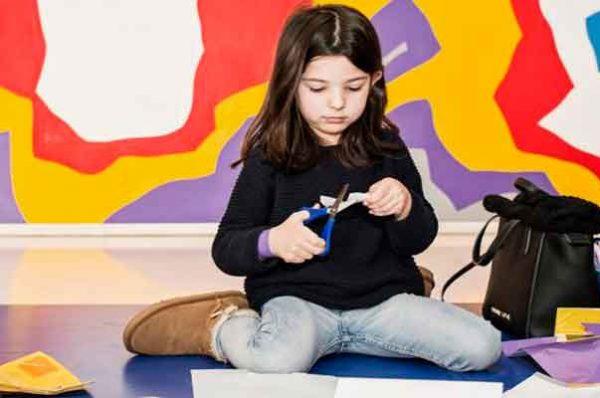 ¿Vamos a los talleres para familias de Caixa Forum Barcelona?