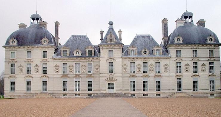 El Castillo de Cheverny en el Valle del Loira sirvió de inspiración para crear Moulinsart.